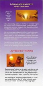 Heilpraktiker (Psychotherapie) Peter Holzhauer in Augsburg, Informations-Flyer Seite 3